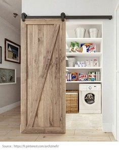 8 Blessed Tips AND Tricks: Minimalist Home Kitchen Interiors minimalist kitchen essentials interiors.Cozy Minimalist Kitchen Small Spaces minimalist home living room life.Minimalist Home Interior Closet. Laundry Room Design, Laundry Rooms, Laundry Area, Laundry Closet, Utility Closet, Bathroom Laundry, Bathroom Closet, Design Bathroom, Small Laundry