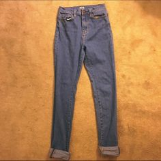Urban Outfitters Jeans Great pair of jeans, still in awesome condition! No trades but will go to a lower price if you promise to buy! :) Urban Outfitters Jeans
