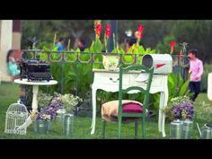 Wedding planners. Dama Blanca en LucíaSeCasa TV