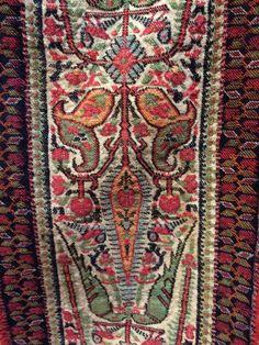 Kerman shawl border