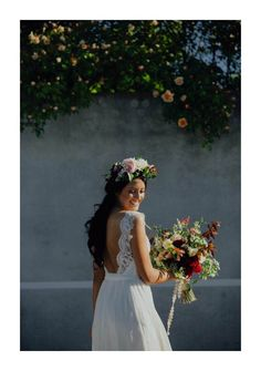 """""""Elizabeth"""" Bridal Dress by Caroline Campion Couture 