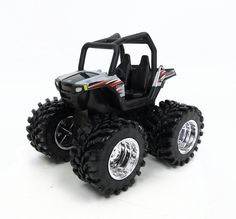 5 Inch Monster Treads Polaris Utility Vehicle