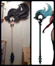 how to make nami weapons league of legends - Google Search