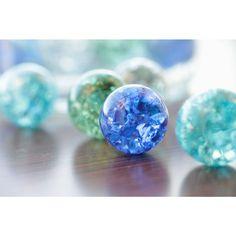 アクセづくりに最適!宝石みたいなクラックビー玉の作り方♡ - Locari(ロカリ)