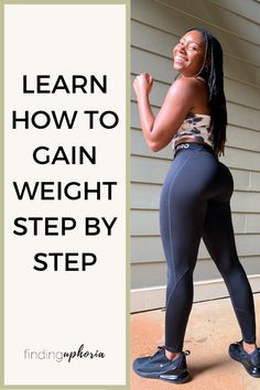 Leame how to gain weight naturally. Perfect for slim girls.