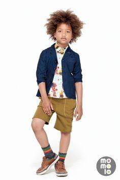 Look de Bellerose | MOMOLO Street Style Kids :: La primera red social de Moda Infantil