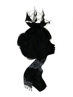 Lovely Silhouette