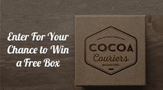 Check out www.cocoacouriers.com they deliver artisan chocolate directly to your door!