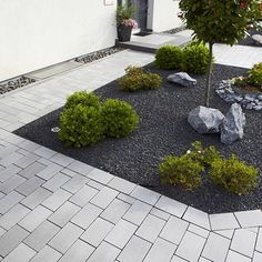 1000-ideas-about-vorgarten-gestalten-on-auffahrt-vorgarten-gestalten-pflegeleicht-modern-1.jpg 800×800 Pixel