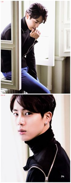 WHY ARE YOU SO PERFECT JIN!!!! ❤️❤️