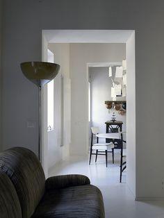 Apartment designed by Italian B-Arch Studio