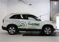 CutNRoll Vehicle Graphics