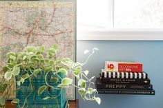 12 Different Ways to Style Books >> http://www.hgtv.com/design/decorating/design-101/12-different-ways-to-style-with-books-pictures?soc=pinterest