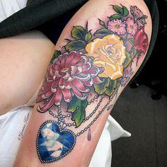 #jeweltattoo #tattoo #jennakerr