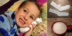 Calzino di sale: il rimedio naturale contro il mal d'orecchio | greenMe.it | Bloglovin'