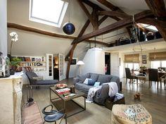 Nice flat in Paris