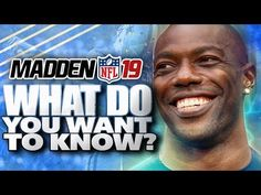 Madden Nfl, National Football League, Baseball Cards, Videos, Consoles, Sports, Youtube, National Soccer League, Hs Sports