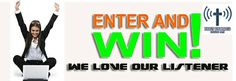 You could be the next winner!