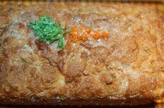 Bourbon Carrot Bread – Award Winning Recipe