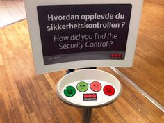 Ready to push the Button? Instant Feedback for a Positive Work Culture.
