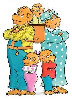 the life and works of jan and stan berenstein Stan (1923-2005) and jan berenstain (1923-2012) were an american husband- wife cartoonist team best known for the.