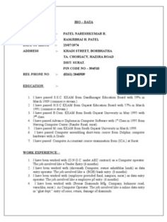 BIO-data Biodata Format Download, Resume Format Download, Bio Data For Marriage, Your Strengths And Weaknesses, Graduation Post, Text File, Word Doc, Communication, Religion