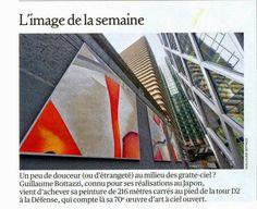 Bottazzi : Contemporary art: Guillaume Bottazzi - Magazine Valeurs Actuelles