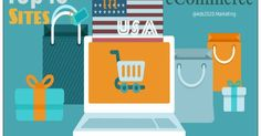 What are 10 Best eCommerce Shopping Sites in USA to Buy Online?: Top 10… #Amazon #best_websites -Shopping #eCommerce #Online #Techniques