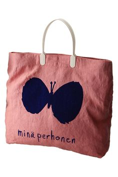 mina perhonen  sampo bag~choucho~