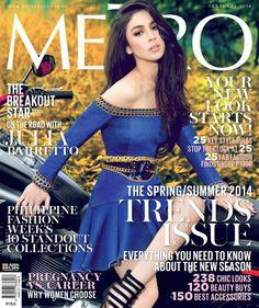 Julia for Metro Summer Fashion Trends, Spring Summer Fashion, Lisa Soberano, Marian Rivera, Look Star, Filipina Actress, Child Actresses, New Star, Covergirl