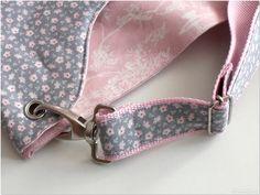 Verstellbare Taschenträger nähen