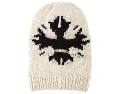 Cashmere ski mask, #ElderStatesman