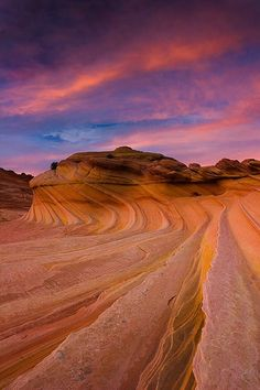 The Wave, Coyote Buttes - Arizona, USA