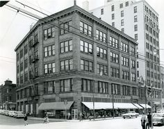 Downtown Duluth, Mn 1960