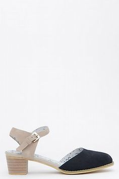 Zapatos de piel bajos