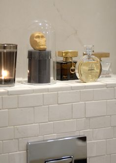 Bathroom details, Pied à Terre - Designed by Norwegian Interior Architect firm Metropolis arkitektur & design - www.metropolis.no Wall Lights, Lighting, Interior, Projects, Design, Home Decor, Earth, Log Projects, Appliques