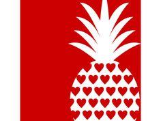 aloha pineapple hawaii