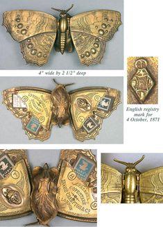 Avery butterfly, 1871
