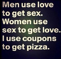Love, Sex and Pizza