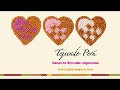 Corazón entrelazado - Tejiendo Perú