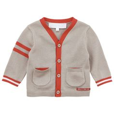 Cardigan by Tartine et Chocolat 0-3 yrs