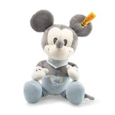 Mickey Mouse Doll, Disney Mickey Mouse, Steiff Teddy Bear, Disney Lion King, Baby Skin, Skin So Soft, Pet Toys, Cuddling, Baby Animals