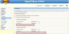 Ob Ihr Router auch am All-IP-Anschluss der Telekom funktioniert, verraten seine technischen Daten wie hier bei der Fritzbox 7490 von AVM.-Hat die Telekom Ihren Anschluss auf All-IP umgestellt, telefonieren Sie übers Internet. Allerdings muss auch Ihr Router für VoiP vorbereitet sein.