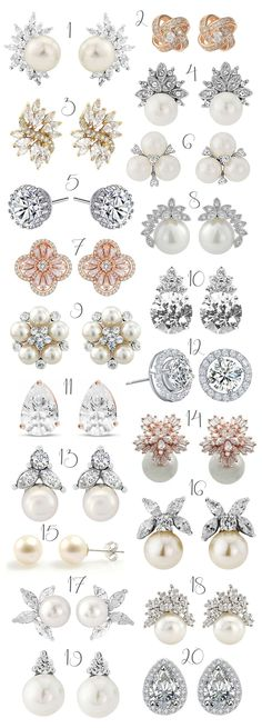 Bridal Stud Earrings add the ideal finishing touch to your bridal outfit perfect for brides who prefer simple chic wedding earrings. Wedding Earrings Studs, Wedding Jewelry, Stud Earrings, Or Rose, Rose Gold, Bridal Outfits, Chandelier Earrings, Chic Wedding, Vintage Inspired
