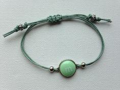 M&M Armcandy, Jewelry, Bracelets, Handmade, DIY, Gifts, Mint Green