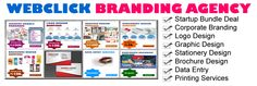 Branding Agency in Nigeria - Anything Logo, Stationery, Graphics and Brochure design