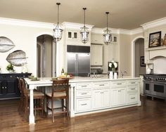 large kitchen islands with seating | Kitchen Island Bar Seating Design Pictures Remodel Kitchens