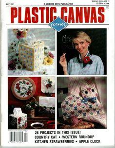 Plastic Canvas Corner May 1991 - Mly AgH - Álbuns da web do Picasa