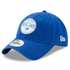 Men s Toronto Blue Jays New Era Royal Core Standard 9TWENTY Adjustable Hat 3967052d2620