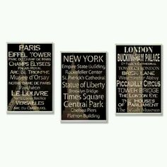 Bedroom Decorating Ideas New York Theme new york wall sticker quote - dreams home bedroom decal art